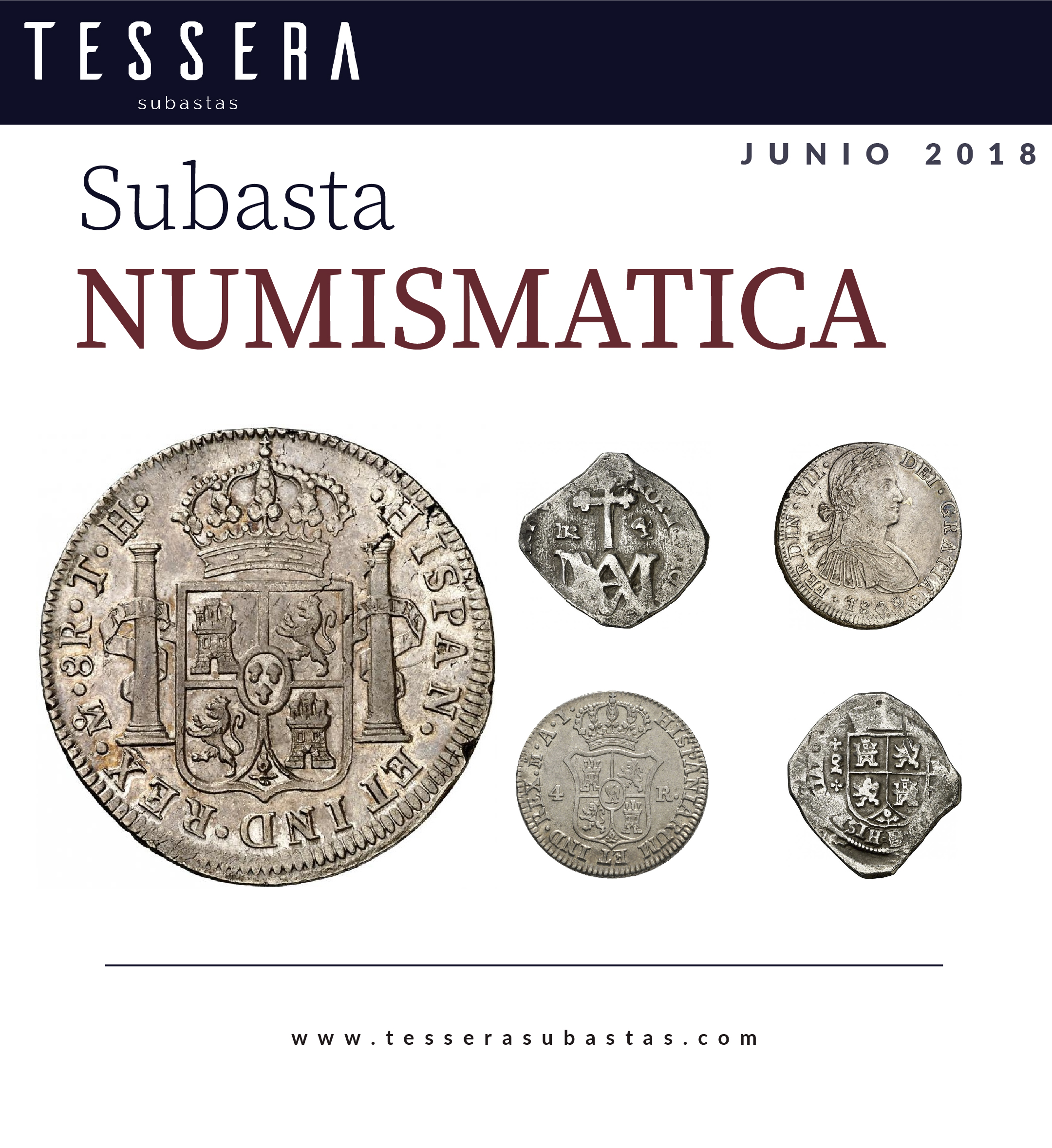 General Numismatic Auction