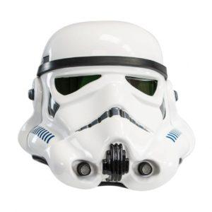 Casco Soldado Imperial. Original De Los Moldes De Star Wars