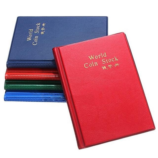 120 Unids Coin Collection Book Aberturas Mundial Lbum Protecci N Cartones De Monedas De Colecci N.jpg 640x640