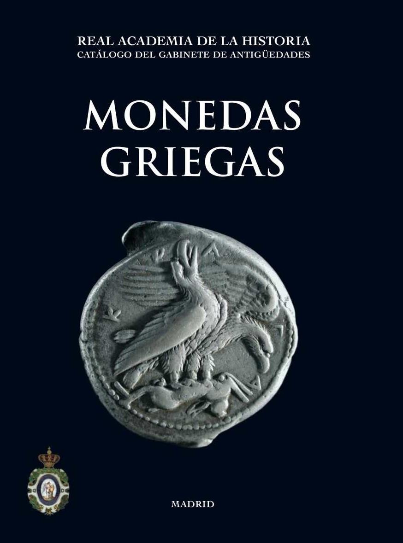 Catálogo De Gabinete De Antigüedades. Monedas Griegas.