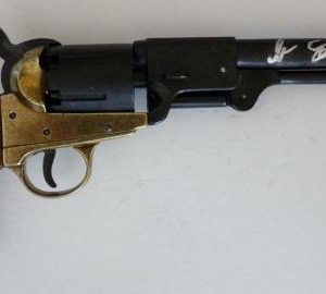 Pistola Firmada Por Clint Eastwod