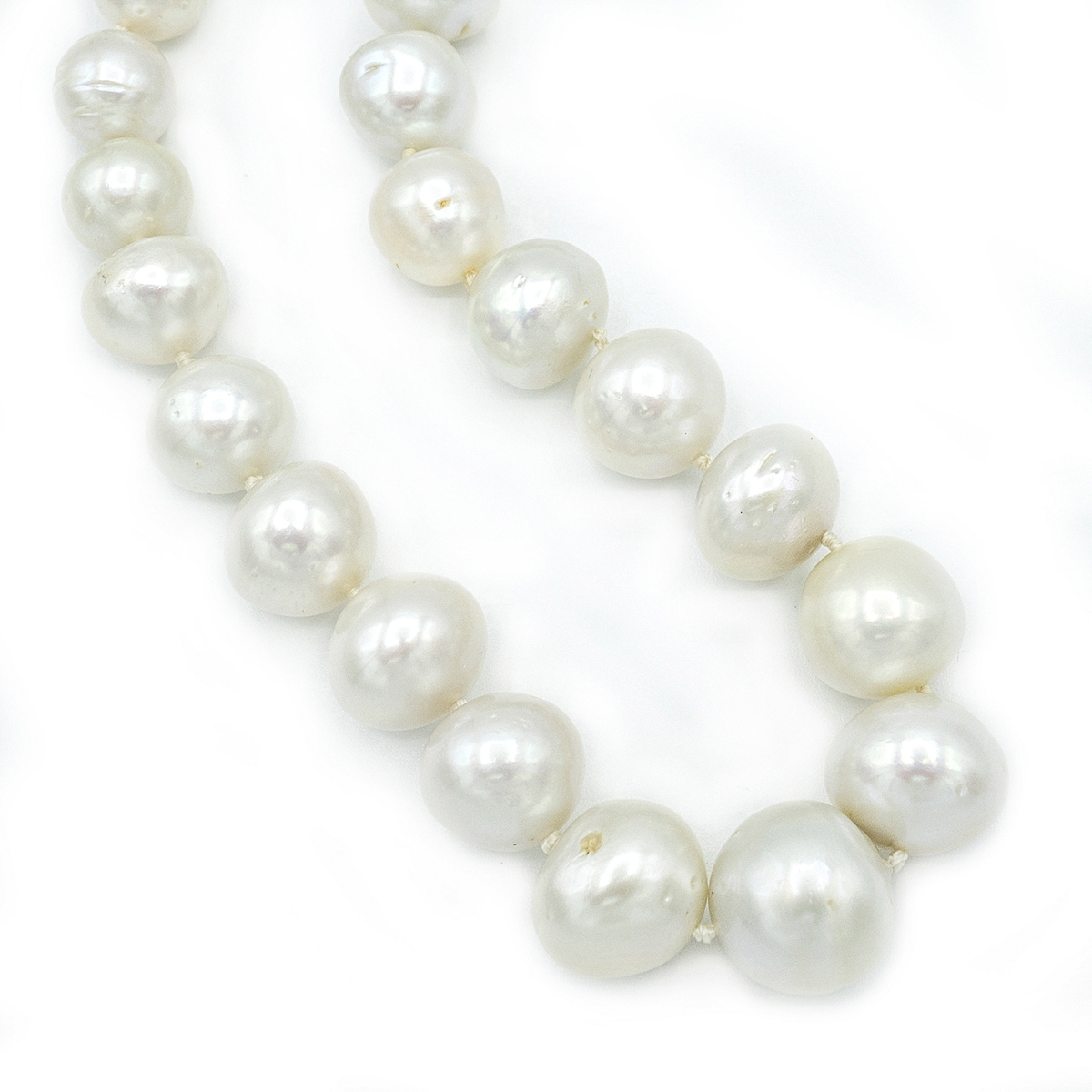 Australian Pearl Necklace.