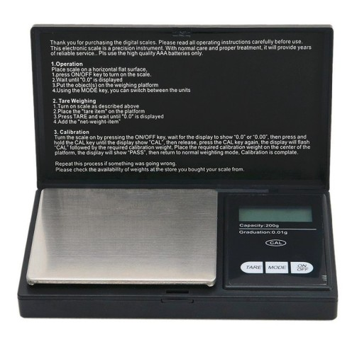 Digital Pocket Scale For Jewellery