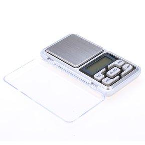 Balanza Electrónica De Precisión. 500g X 0,1g.